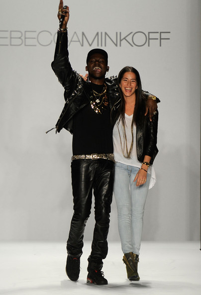 Rebecca minkoff and theophilus london photos photos rebecca minkoff runway fall 2012 Theophilus london fashion style