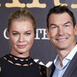 Rebecca Romijn Jerry O'Connell Attends 'Carter' Photocall In Madrid