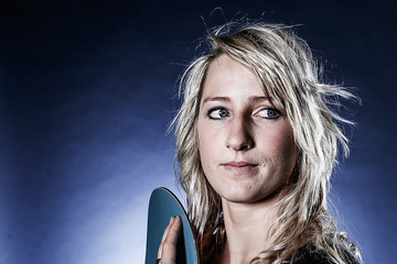 Rebecca Sinclair New Zealand Winter Olympic Portrait Session