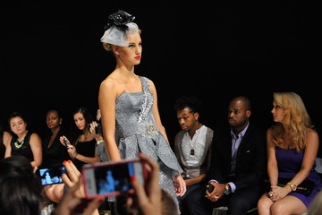 Rebecca Wright Designer's Collective - Front Row - Spring 2013 Mercedes-Benz Fashion Week