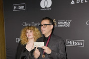Natasha Lyonne (L) and Fred Armisen attend The Recording Academy And Clive Davis' 2019 Pre-GRAMMY Gala at The Beverly Hilton Hotel on February 9, 2019 in Beverly Hills, California.