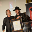Neil Young and Neil Portnow Photos