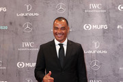 Laureus Academy Member Cafu attends the 2020 Laureus World Sports Awards at Verti Music Hall on February 17, 2020 in Berlin, Germany.