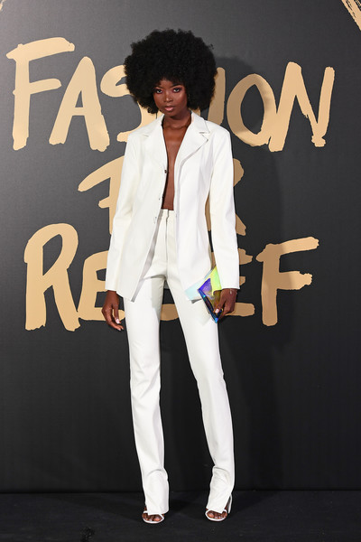 Red Carpet Arrivals - Fashion For Relief London 2019 - 1 of 4