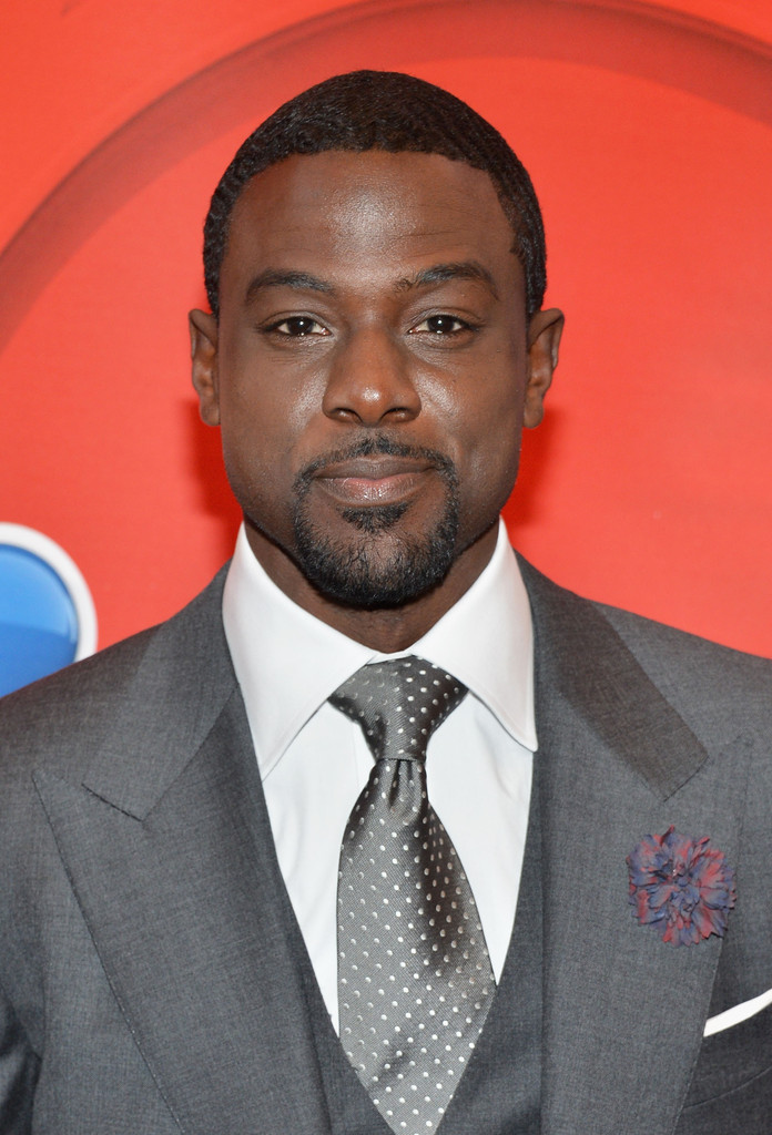 Lance Gross Photos Red Carpet At The Nbc Upfront Event