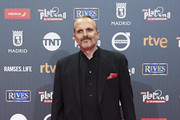 Singer Miguel Bose attends the Platino Awards 2017 photocall at the La Caja Magica on July 22, 2017 in Madrid, Spain.