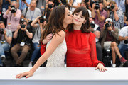 'Redoutable (Le Redoutable)' Photocall - The 70th Annual Cannes Film Festival