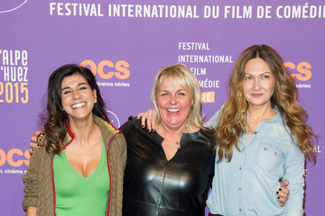 Reem Kherici 'Papa ou Maman' screening at The 18th L'Alpe D'Huez International Comedy Film Festival : Day 3