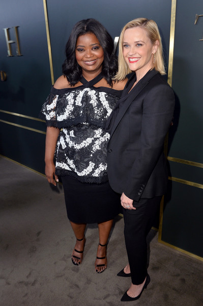 Premiere Of Apple TV+'s 'Truth Be Told' - Red Carpet
