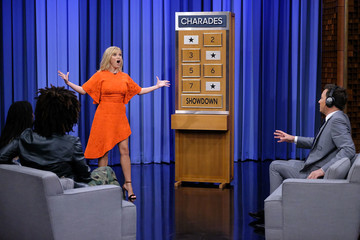 Reese Witherspoon Reese Witherspoon Visits 'The Tonight Show Starring Jimmy Fallon'