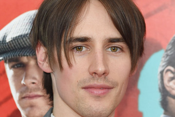 Reeve Carney 'The Man From U.N.C.L.E.' New York Premiere - Inside Arrivals