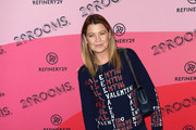 Ellen Pompeo attends Refinery29's 29Rooms Los Angeles 2018: Expand Your Reality at The Reef on December 04, 2018 in Los Angeles, California.
