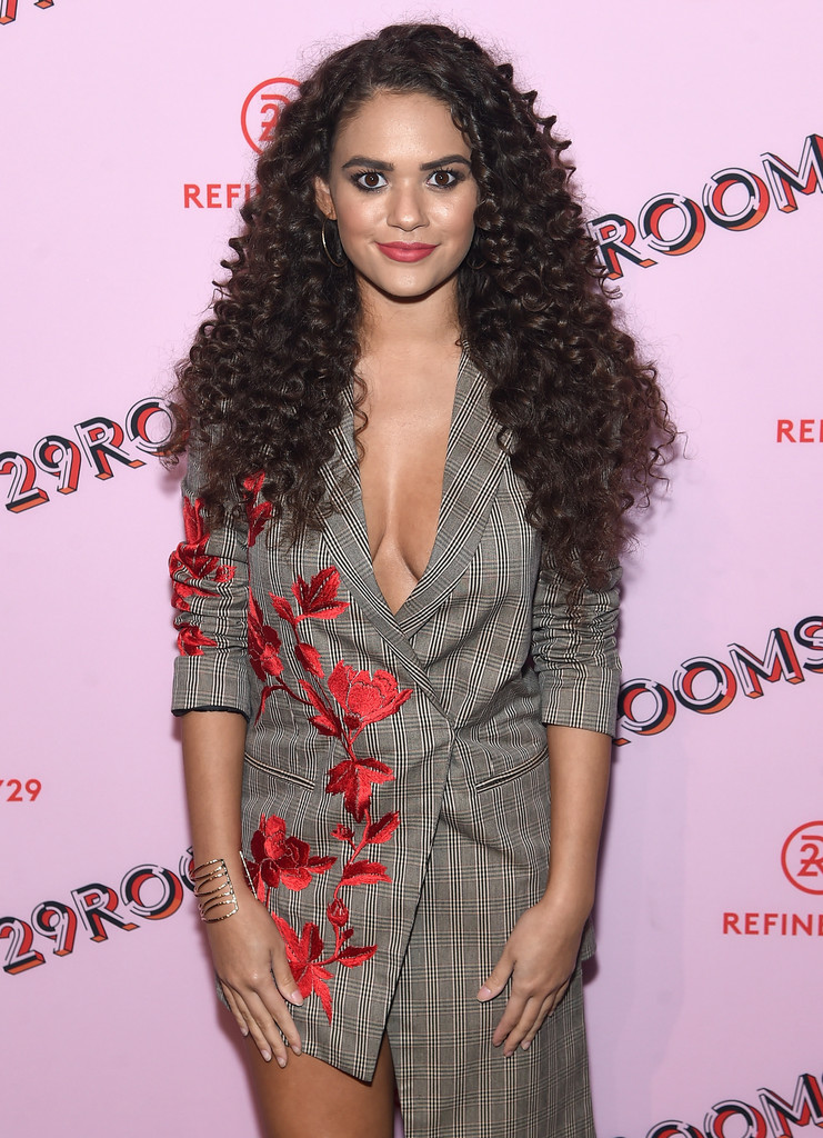 Madison Pettis Photos Refinery29 Third Annual 29rooms