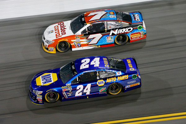 NASCAR Sprint Cup Series Can-Am Duels at Daytona