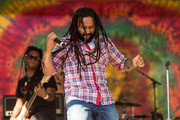 Performers at Reggae on the Mountain