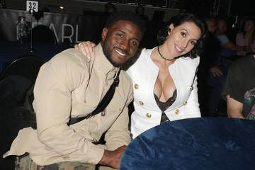 Reggie Bush Intimate Evening With Alicia Keys At Pearl Concert Theater For Palms Casino Resort And KAOS' Grand Opening Weekend