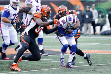 Reggie Bush Buffalo Bills v Cincinnati Bengals