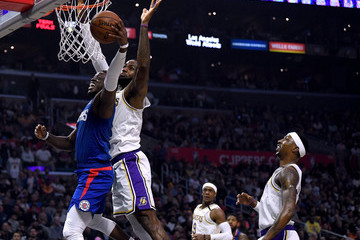 Reggie Jackson Los Angeles Lakers v Los Angeles Clippers
