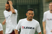 Reggina Calcio Training Session