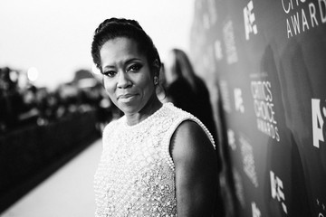 Regina King An Alternative View of the 21st Annual Critics' Choice Awards