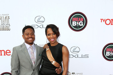 Regina King 45th NAACP Image Awards Presented By TV One - Arrivals
