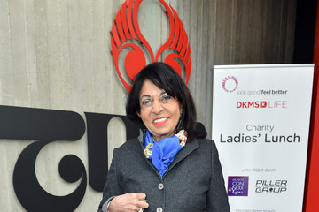 Regina Sixt DKMS Life Charity Ladies Lunch In Munich
