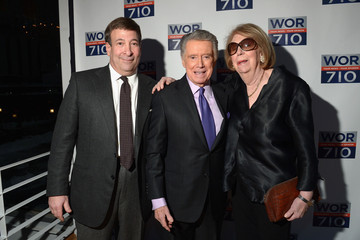 Regis Philbin New York's New WOR 710 Launch Party