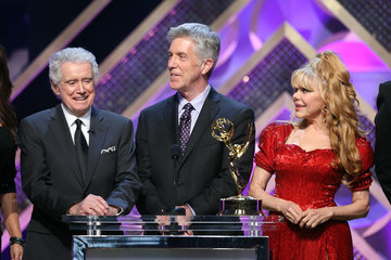 Regis Philbin The 42nd Annual Daytime Emmy Awards - Show