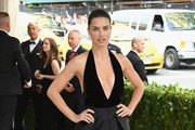 Adriana Lima - Style Lessons We Learned from the Tallest Women in Hollywood