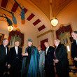Christopher Bond Reid And McConnell Meet With Afghan President Karzai