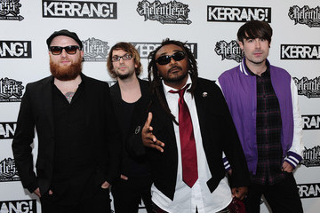 Skindred The Relentless Energy Drink Kerrang! Awards 2010 - Arrivals