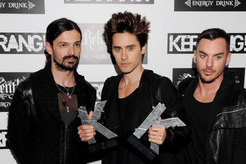 30 Seconds To Mars The Relentless Energy Drink Kerrang! Awards 2011 - Arrivals