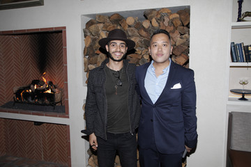 Rembrandt Flores Grand Opening Of FARMHOUSE Los Angeles