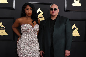 Remy Ma The 59th GRAMMY Awards - Arrivals