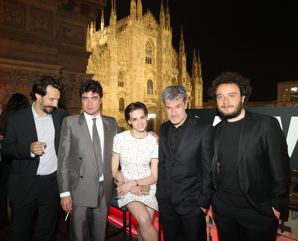 World Premiere After Party For Netflix's 'Lo Spietato' In Milan