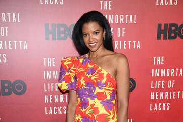 Renee Elise Goldsberry 'The Immortal Life of Henrietta Lacks' New York Premiere - Arrivals
