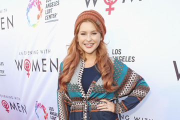 Renee Olstead Los Angeles LGBT Center's 'An Evening With Women'