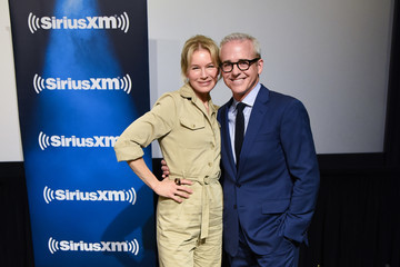Renee Zellweger Jess Cagle SiriusXM's Town Hall With Renee Zellweger Hosted By SiriusXM's Jess Cagle
