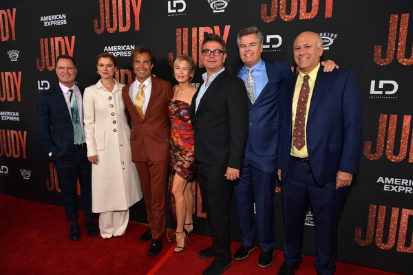 L.A. Premiere Of Roadside Attraction's 'Judy' - Red Carpet
