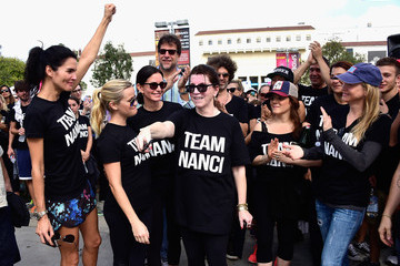 Renee Zellweger Nanci Ryder's 'Team Nanci' at the 13th Annual LA County Walk to Defeat ALS
