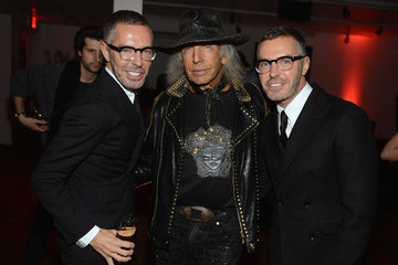 """Renzo Rosso Dan Caten DSquared2 And Interview Magazine Premiere Screening Of """"Behind The Mirror"""": Spring Summer 2013 Campaign"""