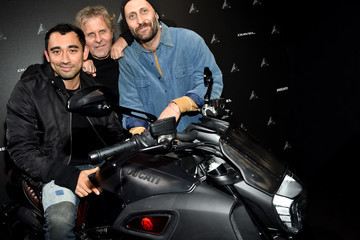 Renzo Rosso The New Ducati Diavel Diesel Global Premiere In Milan
