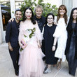 Renzo Rosso The Business Of Fashion Celebrates Caroline Hu During Paris Haute Couture Week