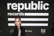 Sydney Sweeney attends Republic Records Grammy After Party at 1 Hotel West Hollywood on January 26, 2020 in West Hollywood, California.