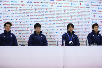 Reruhi Shimizu Winter Olympics: Around the Games