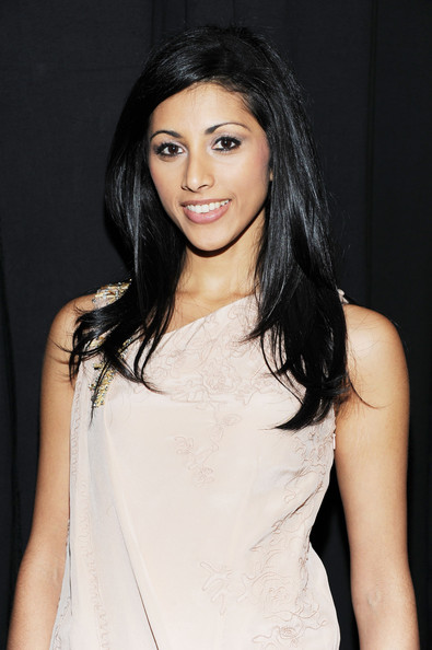 Reshma Shetty Actress Poses Backstage The Nanette