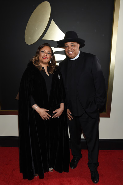 The 58th GRAMMY Awards - Red Carpet