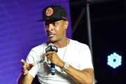 T.I. speak onstage during day 3 of REVOLT Summit x AT&T Summit on September 14, 2019 in Atlanta, Georgia.