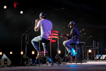 Rhett Akins ACM: Stories, Songs & Stars: A Songwriter's Event Benefiting ACM Lifting Lives - Backstage