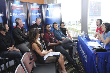 Rhona Mitra SiriusXM's Entertainment Weekly Radio Channel Broadcasts From Comic-Con 2015